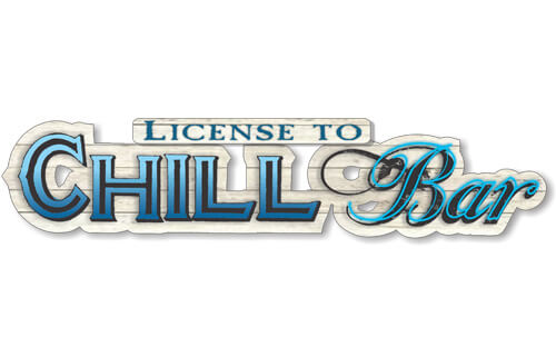 License to Chill Bar