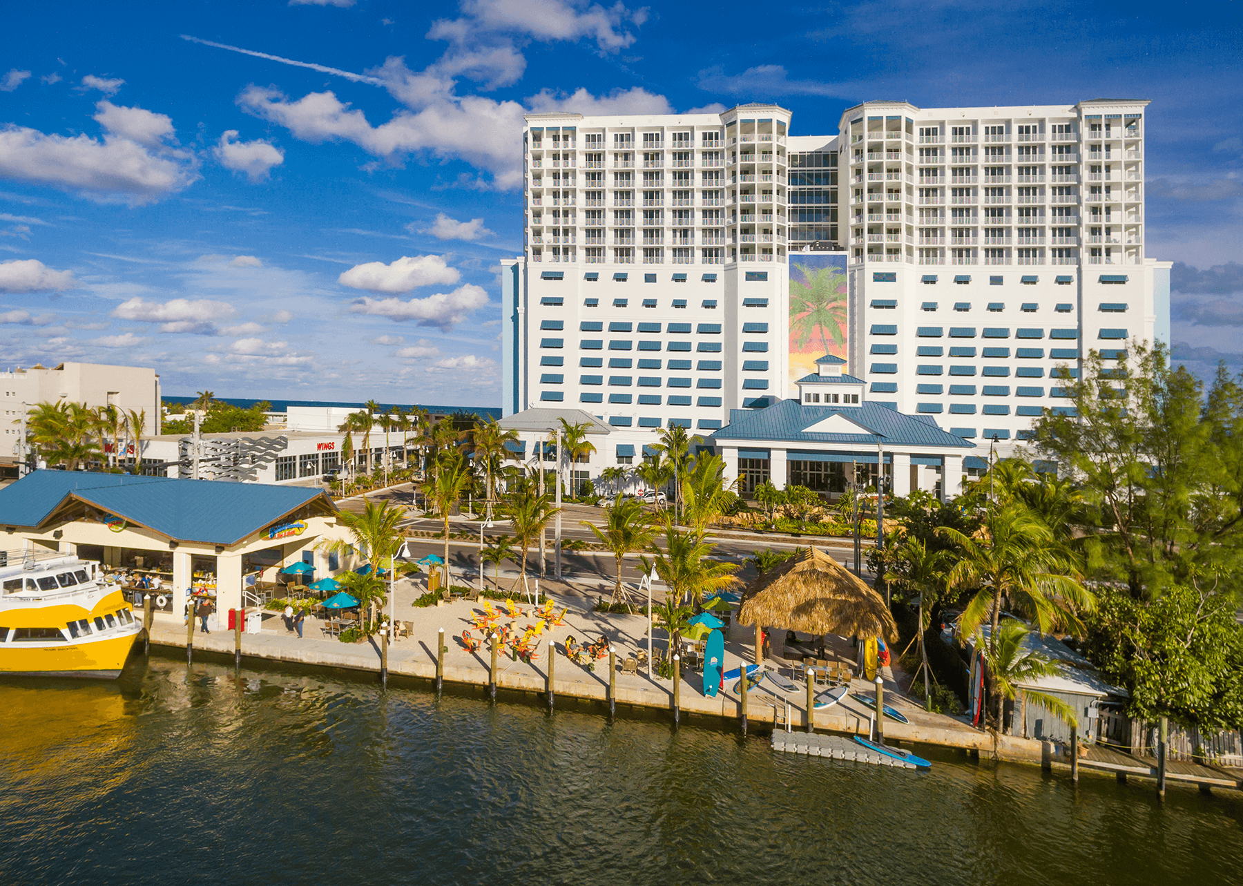 Intracoastal Resort View