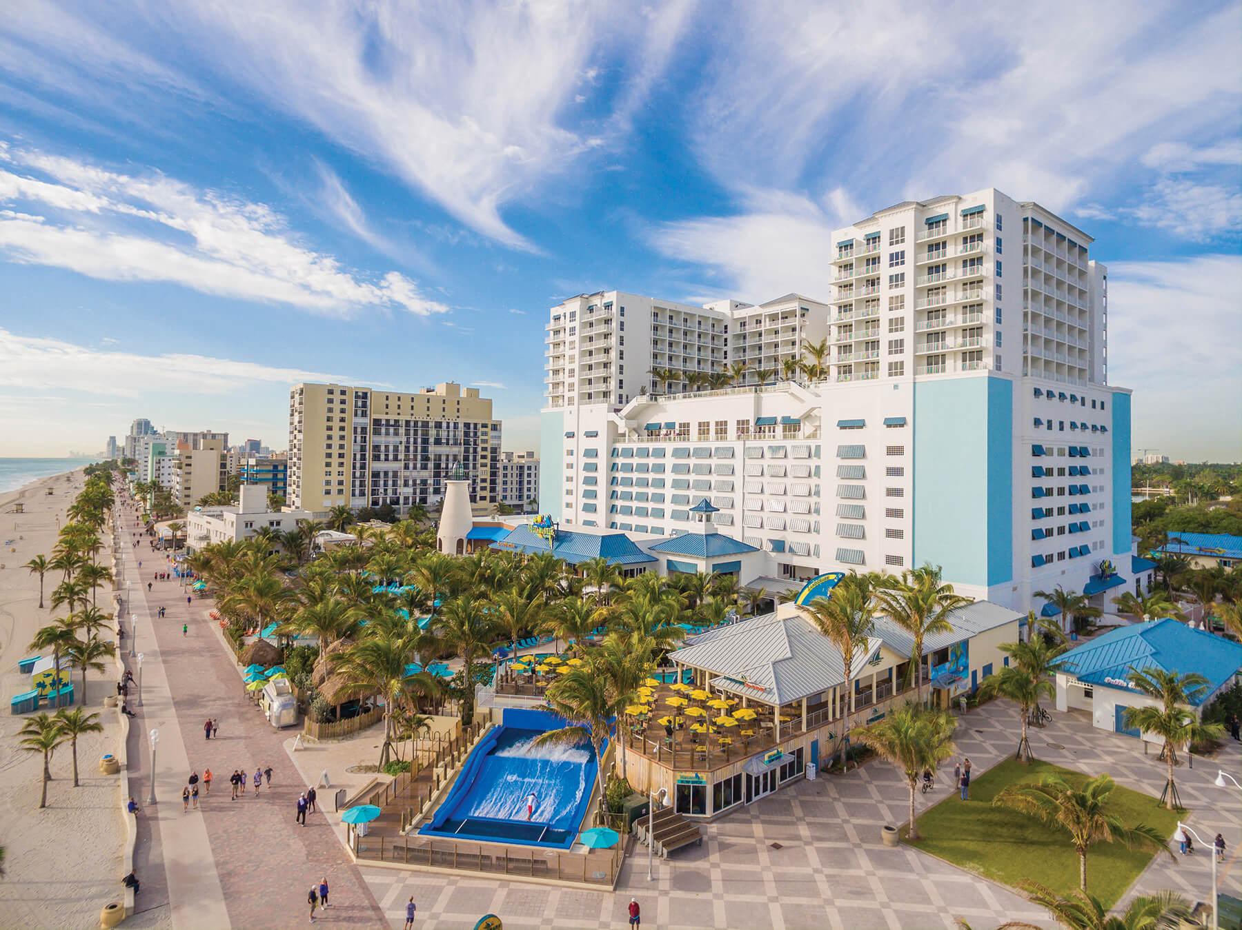 Ocean Beach Resort Hollywood Fl