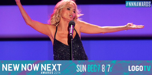 Hope you can watch the NewNowNext Awards tonight at 8/7c on Logo TV!