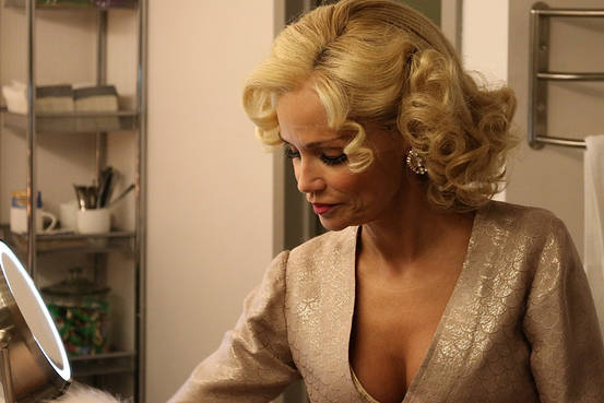 Backstage with Kristin Chenoweth at On the 20th Century