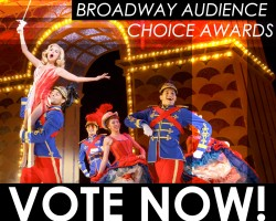 Kristin Chenoweth Nominated for Audience Choice Awards – Vote Now!
