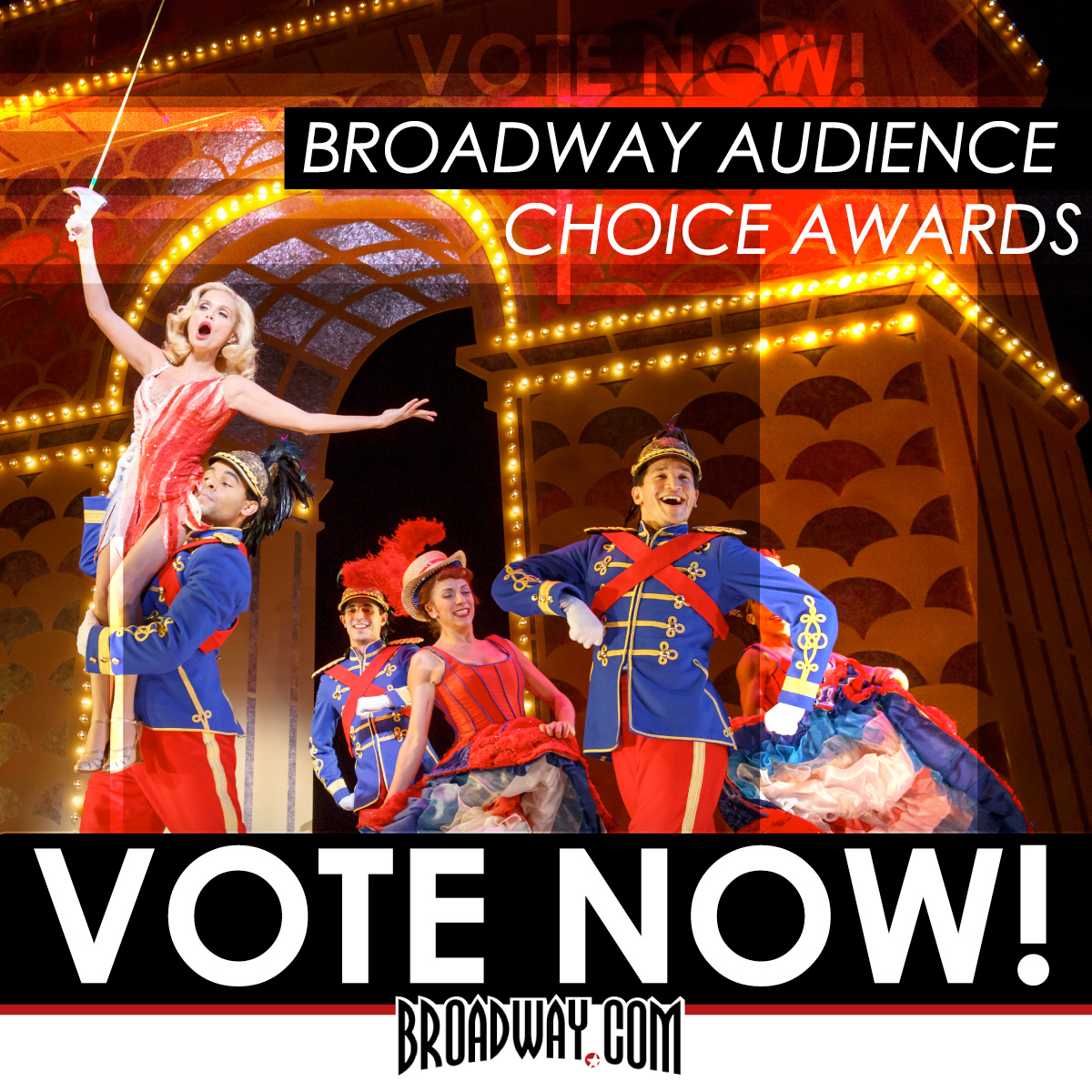 Kristin Chenoweth Nominated for Audience Choice Awards - Vote Now!
