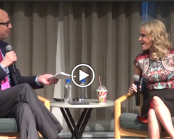 Watch: Kristin Chenoweth Talks With Broadway World & SAG Foundation