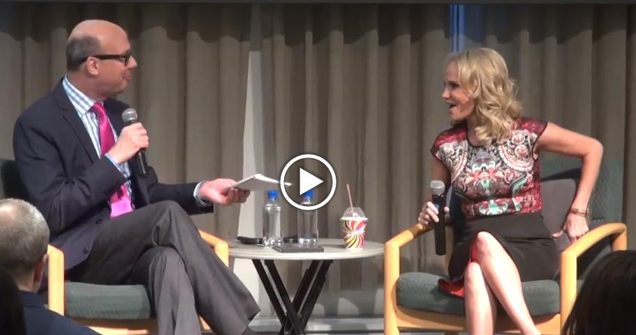 Watch: Kristin Chenoweth Talks With Broadway World & SAG Foundation