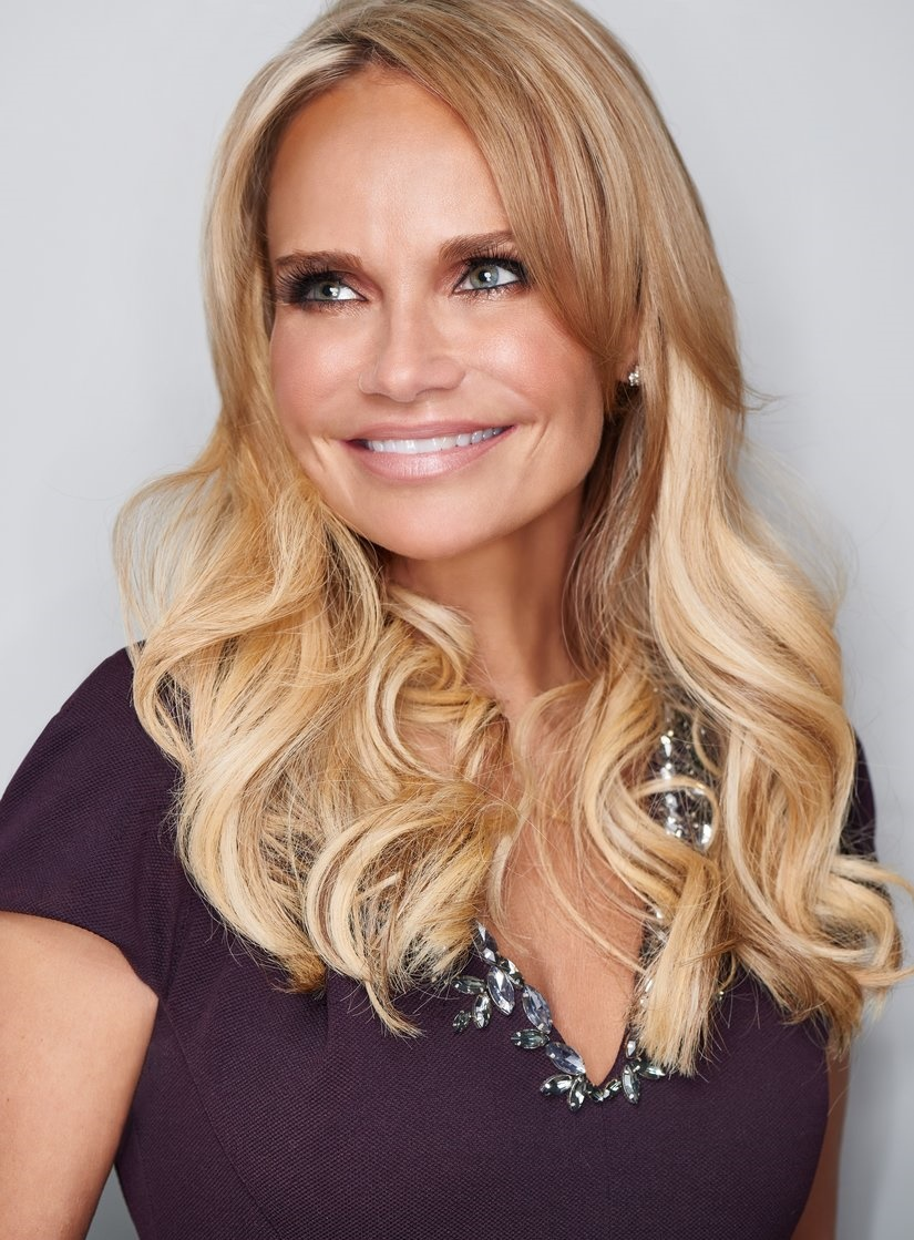 kristin chenoweth mother