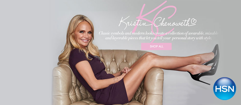 Watch Kristin Behind The Scenes at HSN!