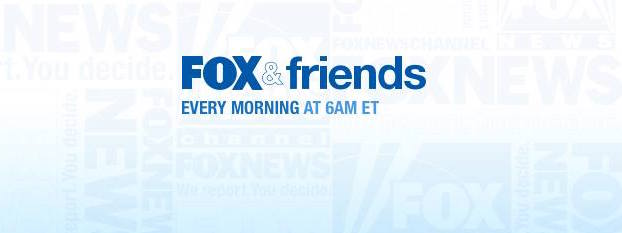 Kristin on Fox & Friends this Tuesday, March 8