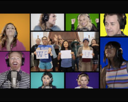 """""""Fight Song"""" Video Featuring Kristin Debuts at DNC"""