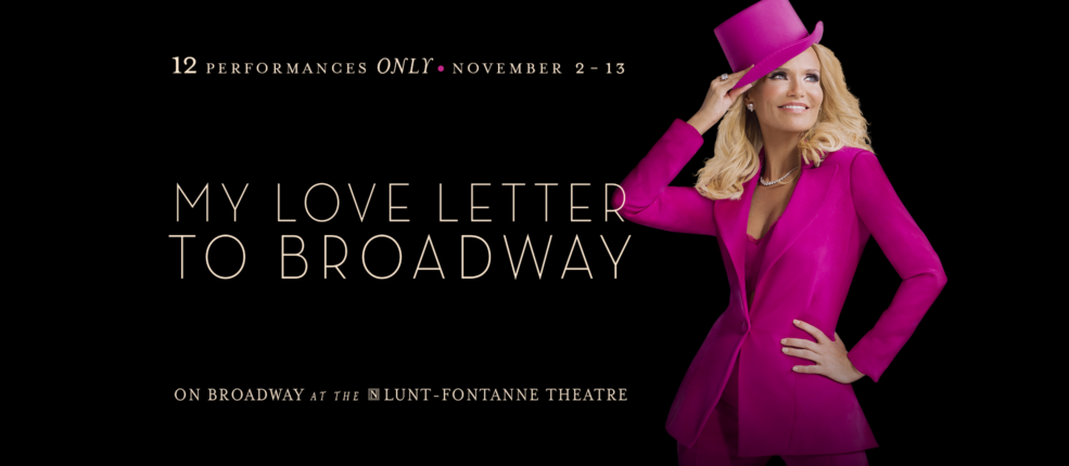 Kristin Chenoweth: My Love Letter to Broadway