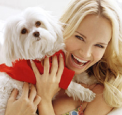 Kristin Chenoweth and Maddie's Corner  invite you to a special celebration...