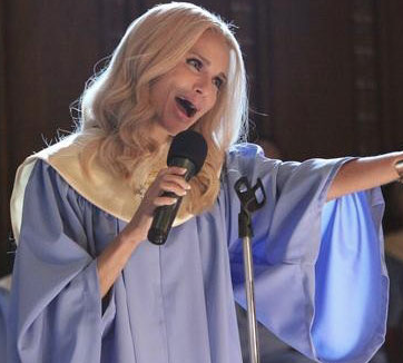 Chenoweth Talks Christians, Comedy & Cockburn