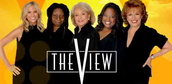Kristin on The View!
