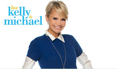 LIVE with Kelly and Michael - March 28th!