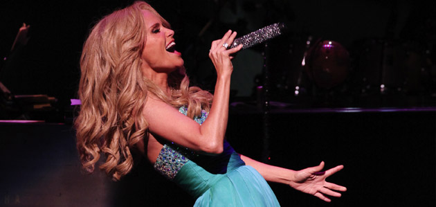 Kristin Chenoweth: New Year's Eve Performer!