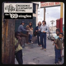 Creedence Clearwater Revival 10″ EP on Record Store Day