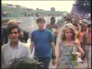 Woodstock VH1 behind the music