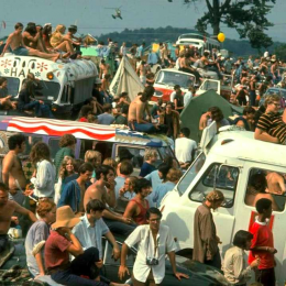 How Did You Get To Woodstock?