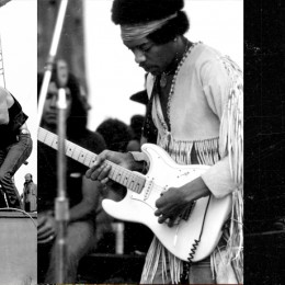 Great Guitar Moments of Woodstock