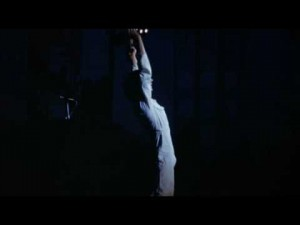 Pete Townshend's closing solo at Woodstock