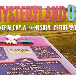 Mysteryland USA hits the Woodstock Grounds this Memorial Day Weekend