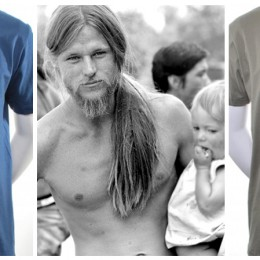 Did your Dad lose his shirt at Woodstock? Get him a new one. Father's Day sale for 25% off apparel until June 5th