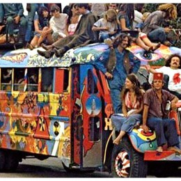 Have Any Photos of Your Ride to Woodstock? Share Them.