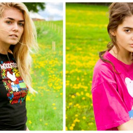 T-Shirts perfect for the Summer. Find yours.
