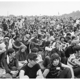 Just 18 Days to Woodstock's 45th!