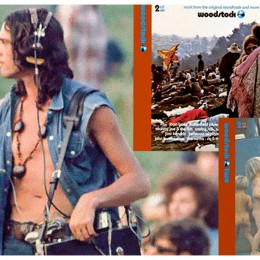 Experience the Sounds of Woodstock 45 Years Later