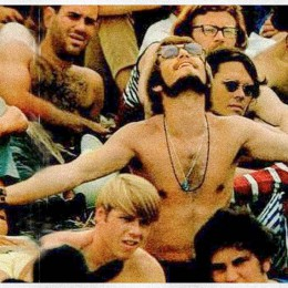 Were you a Woodstock hippie?