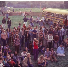"""Woodstock was a Peaceful Protest and a Global Celebration"" – Richie Havens"