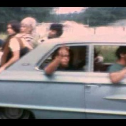 """Leaving the Festival"" Home Movie Shot by Barbara Bedick"