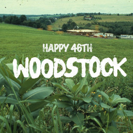 Woodstock Turns 46!