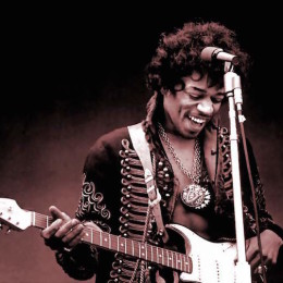 Happy Birthday Hendrix!