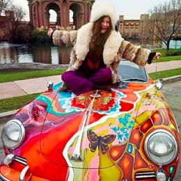 Driving Janis Joplin's Psychedelic $500,000 Porsche 356