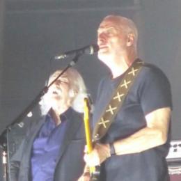 David Crosby & David Gilmour Rock Out
