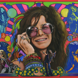 Janis Joplin Film Premieres Tonight On PBS