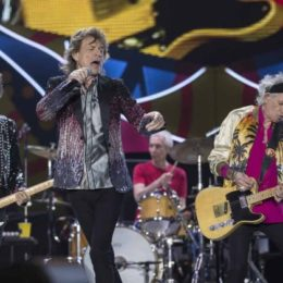 The Rolling Stones Tease New Music