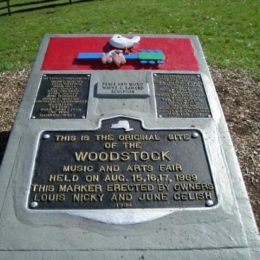 Woodstock Festival Site Nominated For Historic Registers