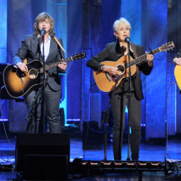 Joan Baez, Mary Chapin Carpenter and The Indigo Girls Plan Four Voices Tour