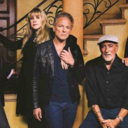 Fleetwood Mac Announces Farewell Tour