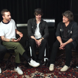 "Watch Portugal. The Man Discuss Woodstock and Hit Song ""Feel It Still"""