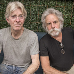 Phil Lesh and Bob Weir Announce First Ever Duo Tour