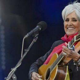 Joan Baez Announces Farewell Tour