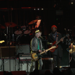 Keith Richards, Mavis Staples and More Play Love Rocks NYC Benefit