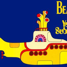 The Beatles Yellow Submarine Returning to the Big Screen