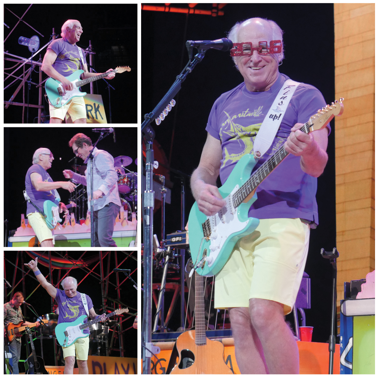 Dispatch from the Road: Livin\' It Up - Margaritaville Blog