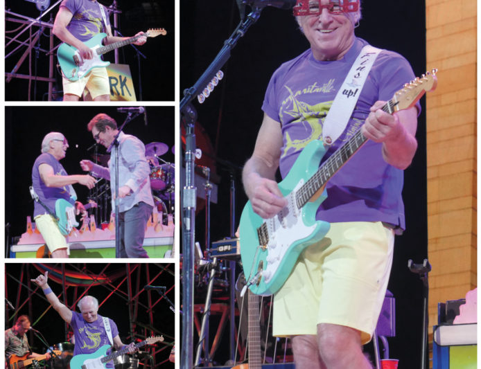 Jimmy Buffett in New York