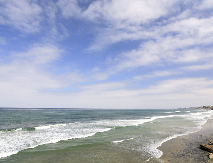 Azure Shore of Solana Beach, CA